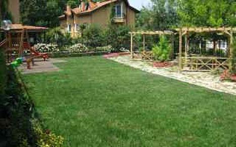 Punica Peyzaj - Değiştirdiğimiz Bahçeler:Zekeriyaköy'de bir site